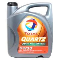 Масло моторное TOTAL QUARTZ FUTURE NFC 5W30 4л